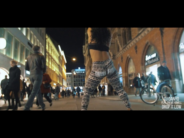 DJ Danyo feat. Trevis Romell - Drop It Low (Twerk Freestyle)