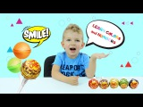 Bad Baby Lollipop Learn Colors Chupa Chups &amp Play Doh Colours Learning Video Kids Alex Show