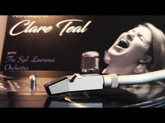 Clare Teal - Ding Dong The Witch Is Dead (direct to disc vinyl: Yamaha MC-1x, Graham Slee Accession)