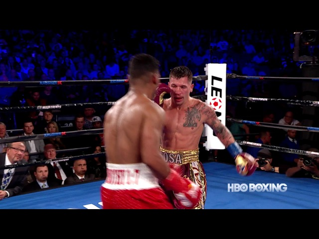 Fight highlights Yuriorkis Gamboa vs. Jason Sosa (HBO World Championship Boxing)
