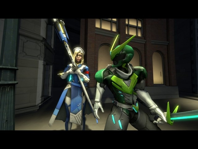 Overwatch SFM Protect Your Healer