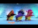 Танец и песня маленьких пингвиня