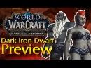 Allied Race Preview Dark Iron Dwarf World of Warcraft