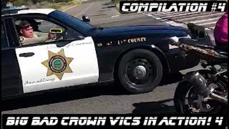 Big Bad Crown Vics In Action 4 Ford Police Interceptor p71 Compilation List