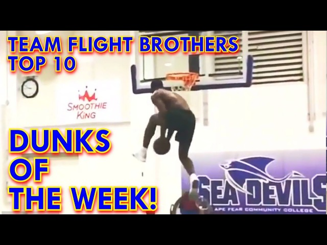 INSANE DUNKS! TOP 10 DUNKS of the WEEK! Feat Guy Dupuy, Dennis Smith JR, Mac McClung and MORE!
