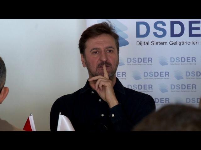 DSDER Vizyonerler Buluşması Kasim 2016 Konuşmacı Muzaffer Yıldırım