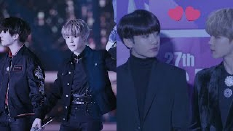 Jikook/kookmin; Seoul Music Awards 2018♡