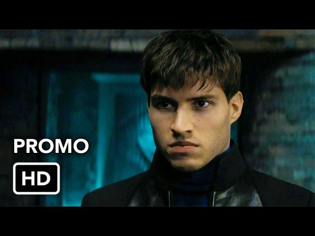 Шон Сайпус - промо проектов с участием актёров - KRYPTON 1x02 Promo House of El