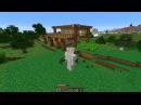 Деревня NPC, торговля с жителями в майнкрафт - Minecraft выживание [3 серия]
