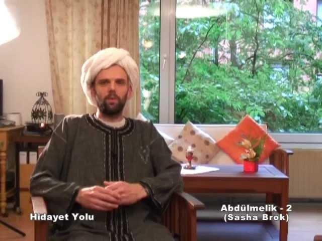 NASIL MUSLUMAN OLDU - HIDAYET YOLU - ABDULMELIK 2