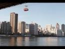 Классный день в Нью-Йорке. Канатная дорога на высоте 76 метров. Манхеттен, Бруклин, Рузвельт остров