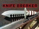 Make A Knife - Sword Breaker/ Knife Breaker