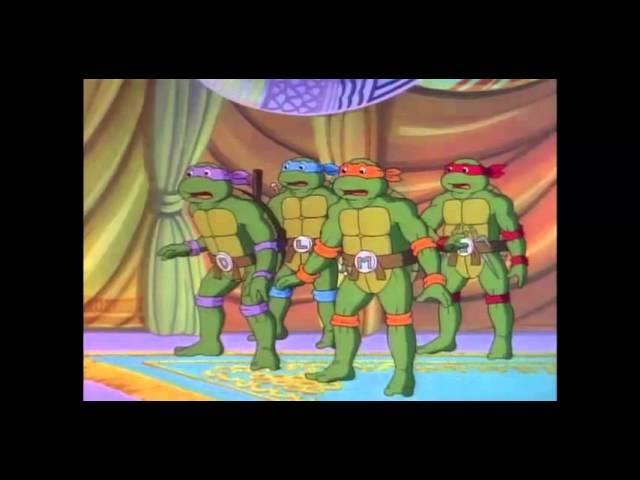 Teenage Mutant Ninja Turtles Season 3 Episode 43