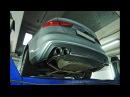Выхлопная система с изменяемой геометрией AGP Motorsport ETBIR для Audi A4 B8 2.0TFSI