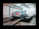 Индивидуальная настройка Audi A4 B8 2.0TFSI Stage 2 AGP Motorsport