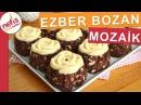 EZBER BOZAN Mozaik Pasta Tarifi Nefis Yemek Tarifleri
