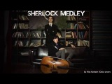 Sherlock BBC Medley - Cello cover