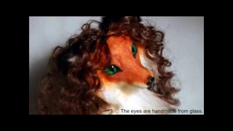 Lady Fox by Julia Gass