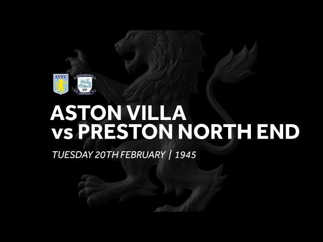 Aston Villa 1-1 Preston North End   Extended highlights