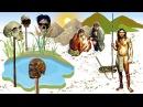 Тайна черепов насаженных на кол. Археологические находки каменного века—новые научные факты, Швеция.