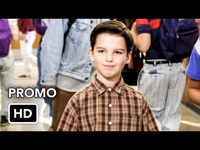 Young Sheldon 1x15 Promo Dolomite, Apple Slices, and a Mystery Woman (HD)