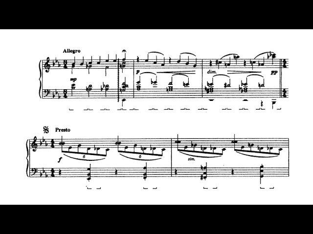 George Gershwin/Earl Wild - 7 Virtuoso Etudes (audio sheet music)