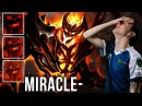 Miracle Shadow Fiend The Razing Master EPIC Plays - Dota 2
