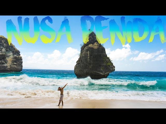 NUSA PENIDA || Домик на дереве || Пляж Suwehan