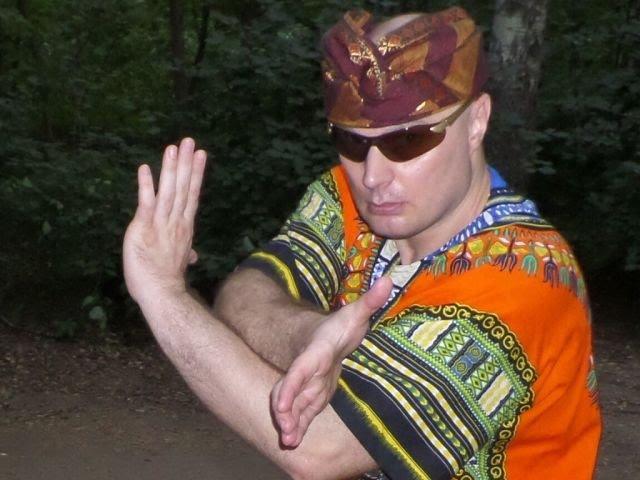 СИЛАТ - ПАНАНТУКАН - 6,7,8,9,10,11 комбинации стиля Ларав. Мастер А. Плаксин
