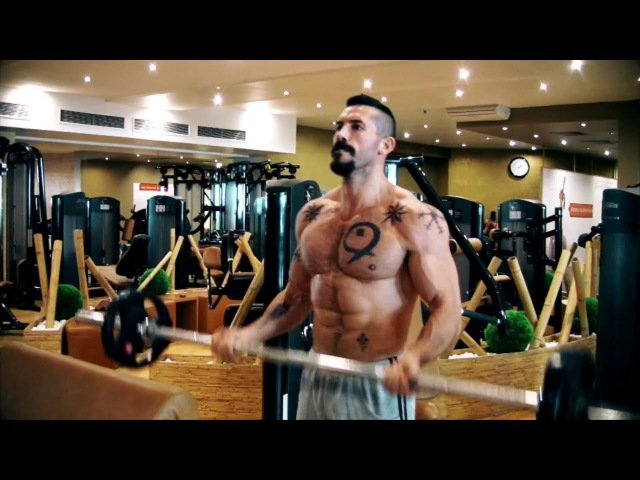 Yuri Boyka (Undisputed) Training in The Gym - Workout Motivation