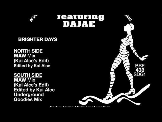Cajmere feat. Dajae - Brighter Days (Underground Goodies Mix)