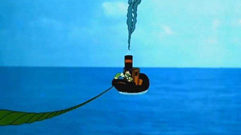 Приключения капитана Врунгеля - рыбы засмеют