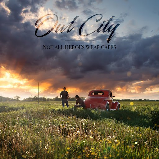 Owl City альбом Not All Heroes Wear Capes