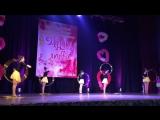 VI Международный фестиваль-конкурс Музыка 18.02.18г. Игра с хула-хупами, лауреаты ll степени