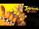 Джанкертаун: план - короткометражка Overwatch (2K, rus)