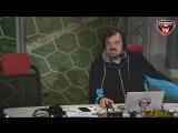 Василий Уткин сломал стул в прямом эфире!