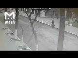 Видео нападения на Храм в Кизляре. Камеры наблюдения