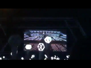[fancam] 170528 the exo'rdium[dot] in seoul day2 — baekhyun super power
