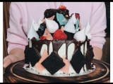 розыгрыш торта