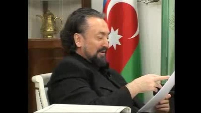SN. ADNAN OKTAR'IN ADIYAMAN ASU TV, KRAL KARADENİZ TV, EKİN TV RÖPORTAJI (2009.12.21)