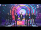 [VIDEO] 171202 EXO - Best Artist of the Year @ Melon Music Awards 2017