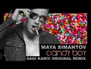 Maya Simantov - Candy Boy (Sagi Kariv original remix)