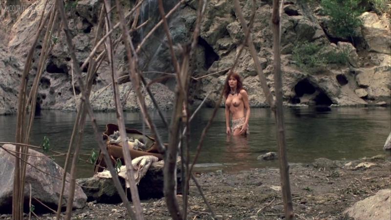 Таня Робертс (Tanya Roberts) голая в фильме Повелитель зверей (The Beastmaster, 1982, Дон Коскарелли) 1080p