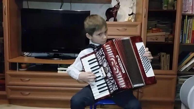 А.Джулиани Тарантелла, Камаринская в обр. Бажилина Р.