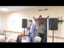 Выступление в Сестринском уходе г Гатчина