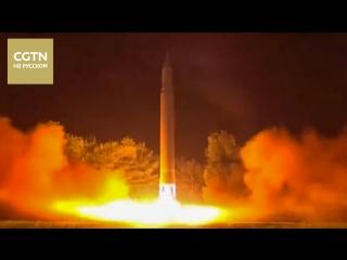 На экстренном заседании Совбеза ООН обсудят ситуацию вокруг очередных ракетных испытаний КНДР