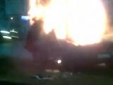 ((((не для слабонервных.))))  Видео про ДТП `Rexton` в котором заживо горят люди!!!!