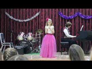 Клименко Дарья,9 лет. Дек. 2016г. Мелодия на блок-флейте Станкевича.