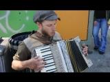 Уличные музыканты / Street musican Scott Dunbar - Billie Jean (cover)