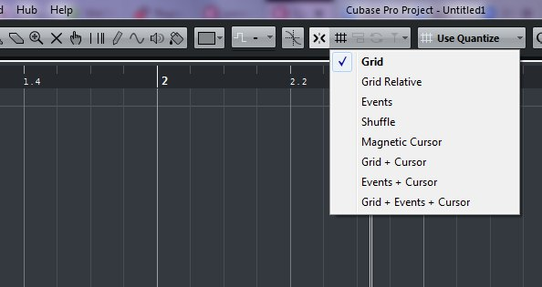 Quantizing Issue, Steinberg Support has been unable to help - www